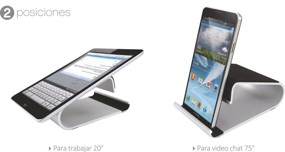 Soporte uni de mesa p tablet y cel antidesl nakan st - Soporte tablet mesa ...