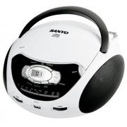 REPRODUCTOR DE CD / MP3 / USB SANYO MDX1705