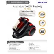 ASPIRADORA MULTI-CYCLON PEABODY PE-AS20