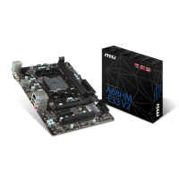 MOTHER MSI FM2+ A68HM-E33 V2 AMD