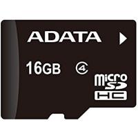MEMORIA MICRO SD 16GB ADATA CLASE 4