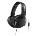 AURICULAR OVER EAR C/MIC PHILIPS SHL3175BK/00 NEGRO