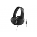 AURICULAR OVER EAR CON MICROFONO PHILIPS BILATERAL NEGRO