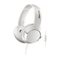 AURICULAR OVER EAR C/MIC PHILIPS SHL3175WT/00 BLANCO