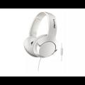 AURICULAR OVER EAR CON MICROFONO PHILIPS BILATERAL BLANCO