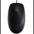 MOUSE LOGITECH M110 USB SILENT BLACK 910-005493