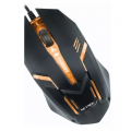 MOUSE GAMER NETMAK RETROILUMINADO NM-FLASH