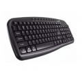 TECLADO GENIUS KB-M225 SMART BLACK USB
