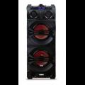 PARLANTE NOVIK REACTOR DJ 2X12 PULG/2500W/BT/LED