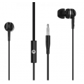 AURICULAR MOTOROLA PACE 105 WIRED IN EAR NEGRO 816479017117