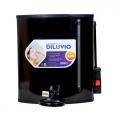 CALEFON ENLOZADO DILUVIO D20 MAX GAS NATURAL NEGRO