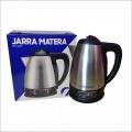 JARRA ELECTRICA INDELPLAS 118 EKC 1.8LTS SELECTOR TEMPERATURA INOX