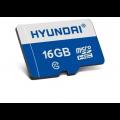 MEMORIA MICRO SD 16GB HYUNDAI SDHC CL10 U1 RETAIL 0810033030680