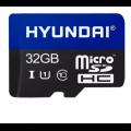 MEMORIA MICRO SD 32GB HYUNDAI SDHC CL10 U1 RETAIL 0810033030697