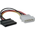 CABLE SATA POWER NETMAK NM-C05
