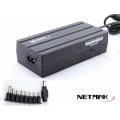 CARGADOR UNIVERSAL PARA NOTEBOOK MANUAL 90W NM-1187 PIN HP