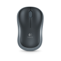 MOUSE LOGITECH M185 WIRELESS SWIFT GRAY 910-002225
