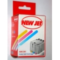 CARTUCHO P/ HP 649 COLOR NEW JET / GTC