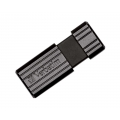 PENDRIVE 32GB VERBATIM  PINSTRIPE BLACK 49064