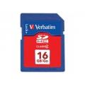 MEMORIA SD 16GB VERBATIM CLASE 4 98006