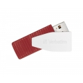 PENDRIVE 16GB VERBATIM SNG SWIVEL DRIVE RED/PINK 49814/13