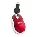 MOUSE GTC MOG-R16C OPTICO RETRACTIL USB NEGRO