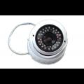 CCTV CAMARA DOMO LENTE VARIFOCAL 600 TVL SAIWA-KU - VD600-IR30/2812
