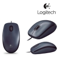 MOUSE LOGITECH M90 BLACK 1000DPI USB 910-004053