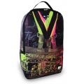 MOCHILA PORTA NOTEBOOK MTV-4935 GRAFFITI
