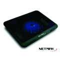 BASE P/NOTEB NETMAK NM-N019 H/15 PULGADAS BLACK