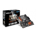 MOTHER ASROCK 1151 H110M-HDV 3.0 HDMI/VGA  S+R