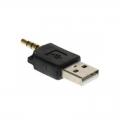 ADAPTADOR USB A JACK DE AUDIO 3.5MM IMEXX IME-41279