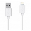 CABLE USB A IPHONE LIGHTNING 8 PINES 1MT IMEXX IME-41420