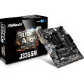 MOTHER ASROCK J3355M + CPU INTEL DUAL CORE J3355 2.5GHZ DDR3 VGA HDMI