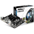 MOTHER ASROCK D1800M CPU INTEL DUAL CORE J1800 2.5GHZ DDR3 VGA/HDMI/DVI/COM/LPT 90-MXGUK0-A0UAY