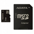 MEMORIA MICRO SD 16 GB ADATA CLASE 4 CON LECTOR OTG