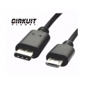 CABLE USB A MICRO USB 1.5 MTS CIRKUIT PLANET CKP-CAB08 BOX RETAIL