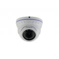 CAMARA IP VISIOXIP BY OLEX MDE-1330-VF MINIDOME 1.3MP HD 3 EJES/VISION NOCTURNA/INTERIOR Y EXTERIOR/IP66/VARIFOCAL/30MTS
