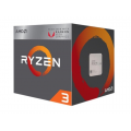 AMD RYZEN 3 2200G QUAD CORE 3.7GHZ MP YD2200C5FBMPK <FONT COLOR=RED>P/ENSAMBLE SOLO EN PC</FONT>