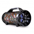 MULTI REPRODUCTOR DE AUDIO PORTATIL BT/USB/AUX/30W STROMBERG CARLSON Kazz Ds30
