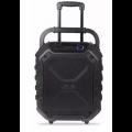 PARLANTE CON CARRITO STROMBERG CARLSON BATERIA RECARGABLE/BLUETOOTH/USB/AUX SC-02 COMBAT
