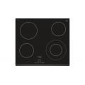 ANAFE VITROCERAMICA BOSCH PKF631B17E 60 CM 4 ZONAS DE COCCION
