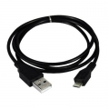 CABLE USB A MICRO USB 0.5M 3.0 NETMAK NM-C43-0.5