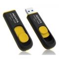 PENDRIVE 32GB ADATA UV128 USB 3.0 NEGRO Y AMARILLO