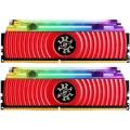 MEMORIA DDR4 8G/3200 X2 UNI ADATA XPG SPECTRIX D80