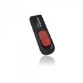 PENDRIVE 2.0 ADATA 32GB BLACK/RED AC008-32G-RKD
