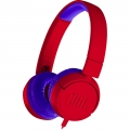 AURICULAR JBL JR300 KIDS RED/BLUE 11000071212