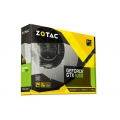 VGA GFORCE ZOTAC GTX 1050 LOW PROFILE DDR5 2GB 128 BITS ZT-P10500E-10L