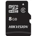 MEMORIA MICRO SD HIKVISION 8GB CLASS 10 W/ADAPTOR HS-TF-C1/8G