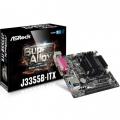 MOTHER ASROCK CON MICRO J3355-ITX Q-CORE 2.5GHz SOD-DDR3L ITX 90-MXB3V0-A0UAYZ